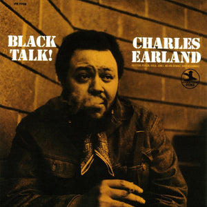 CHARLES EARLAND - Black Talk! (Vinyle) - Prestige