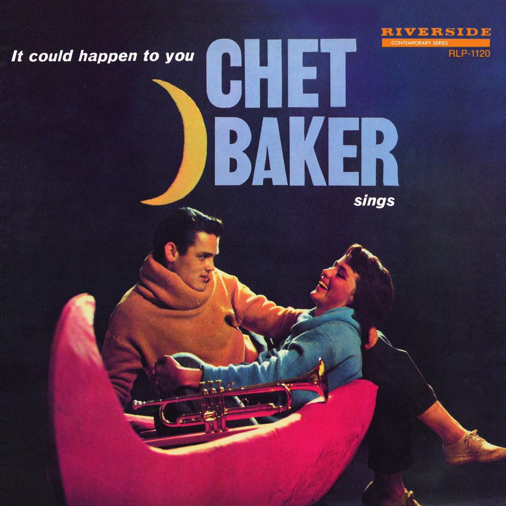 CHET BAKER - It Could Happen to You : Chet Baker Sings (Vinyle) - Riverside