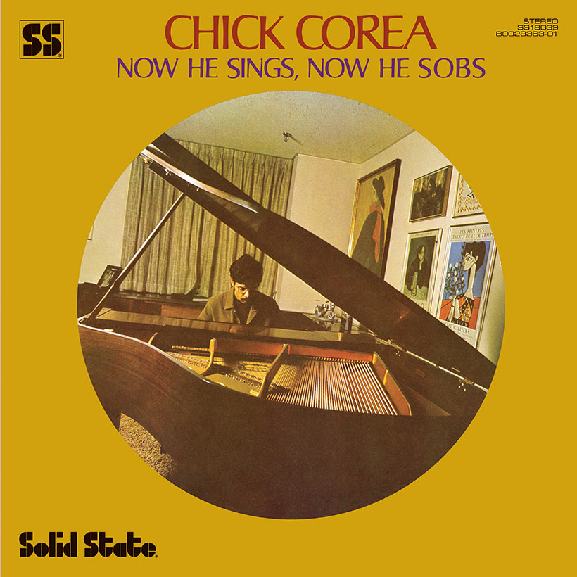 CHICK COREA - Now He Sings, Now He Sobs (Tone Poet series) (Vinyle) - Blue Note