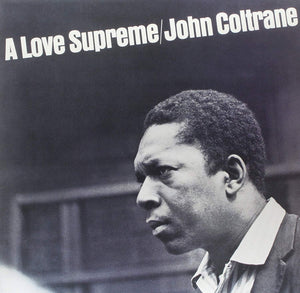 JOHN COLTRANE - A Love Supreme (Vinyle) - Impulse
