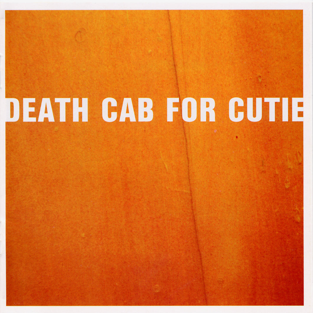 DEATH CAB FOR CUTIE - The Photo Album (Vinyle) - Barsuk