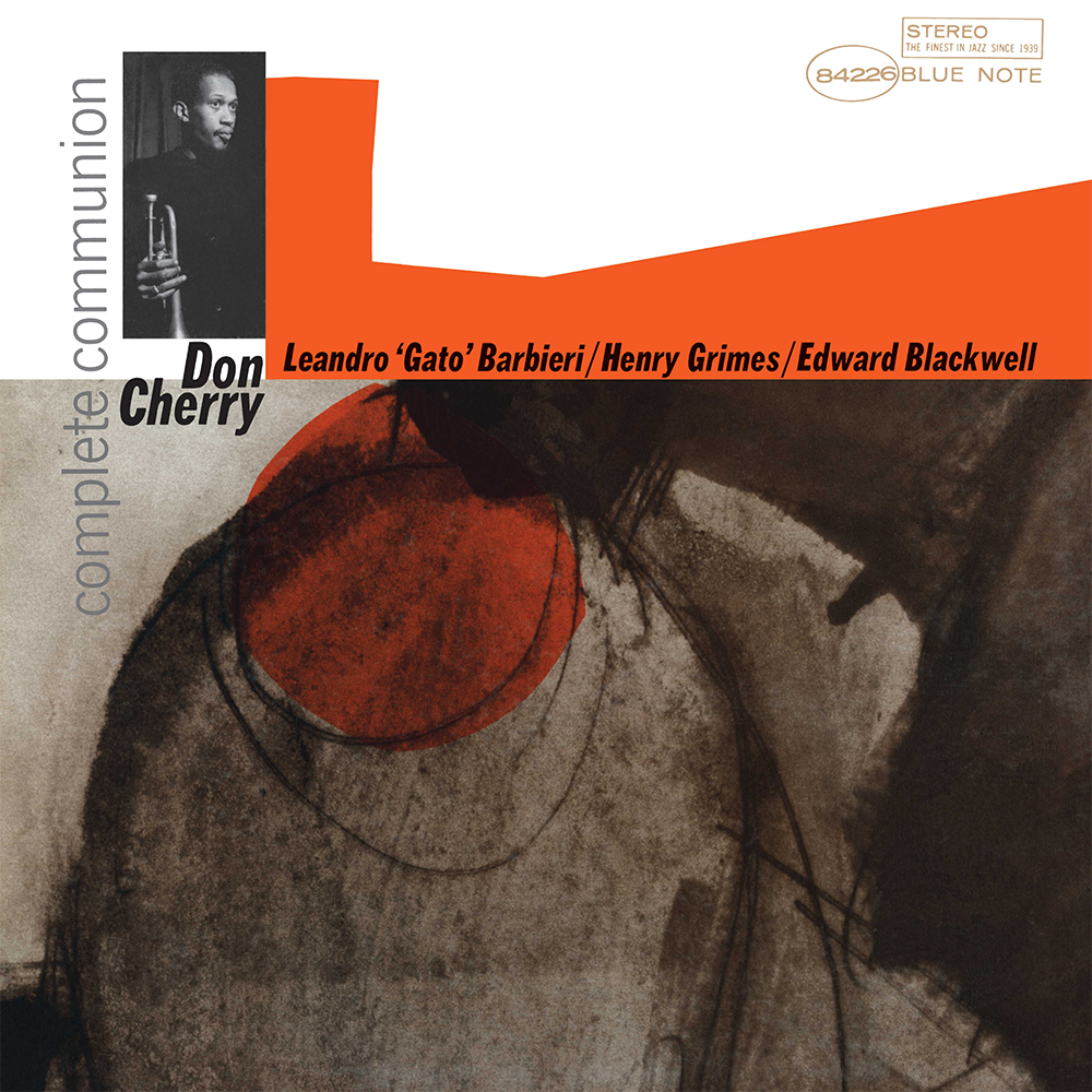 DON CHERRY - Complete Communion (Vinyle) - Blue Note