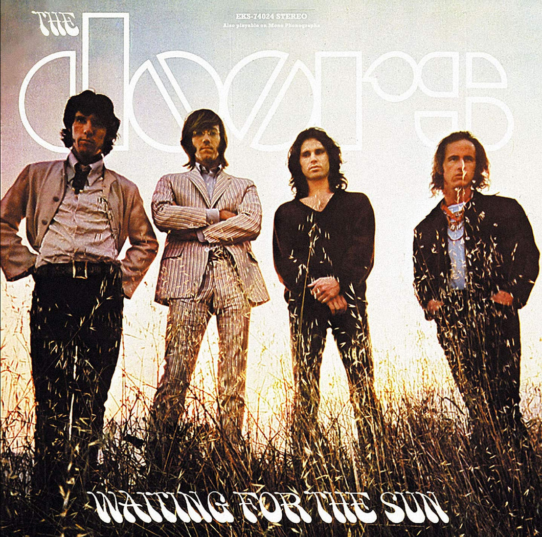 THE DOORS - Waiting For The Sun (vINYLE) - Elektra