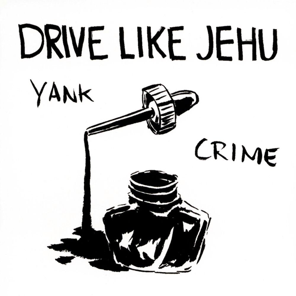 DRIVE LIKE JEHU - Yank Crime (Vinyle) - Head Hunter