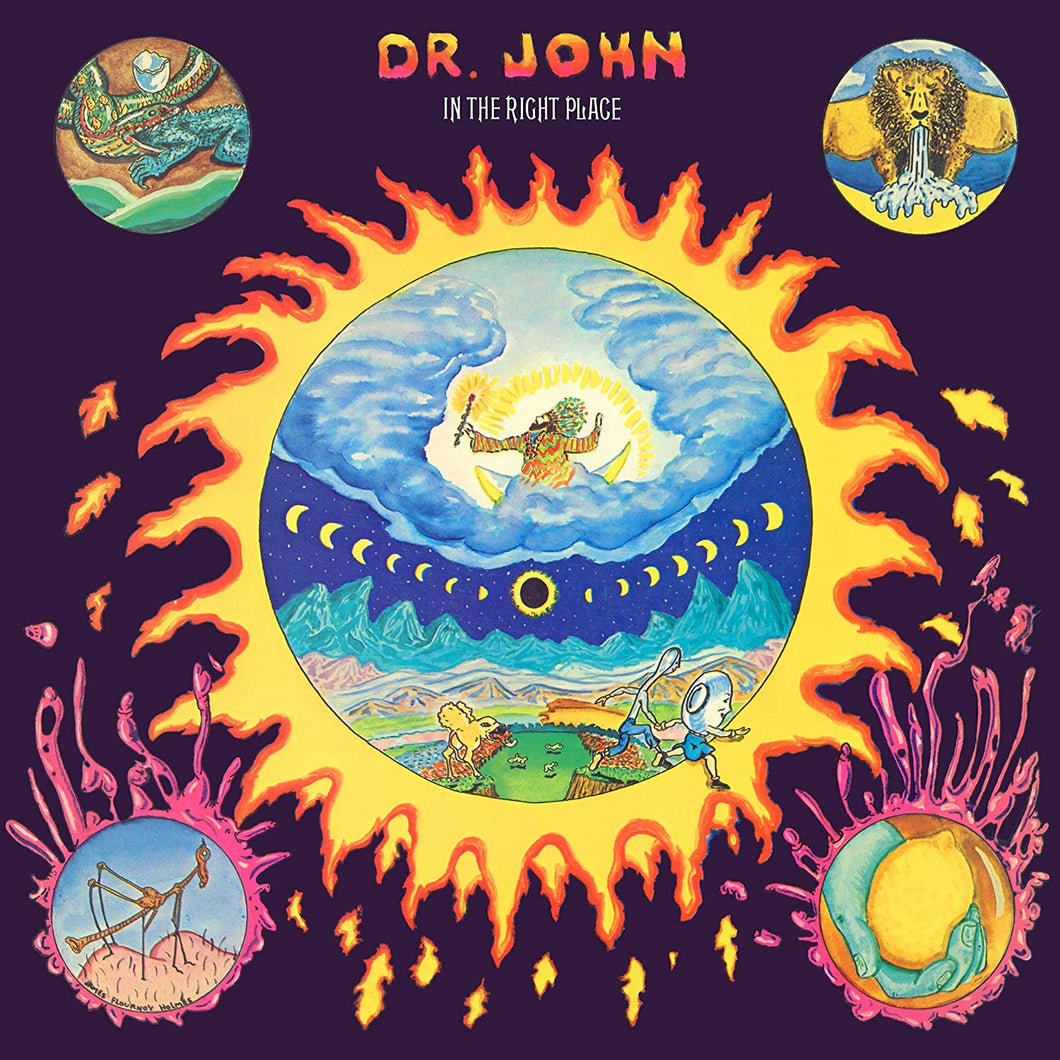 DR. JOHN - In The Right Place (Vinyle) - ATCO