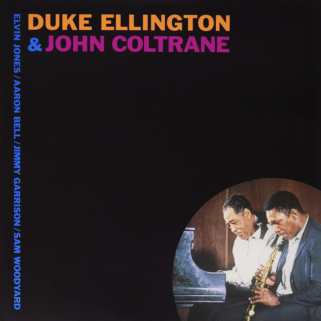 DUKE ELLINGTON & JOHN COLTRANE - Duke Ellington & John Coltrane (Vinyle)