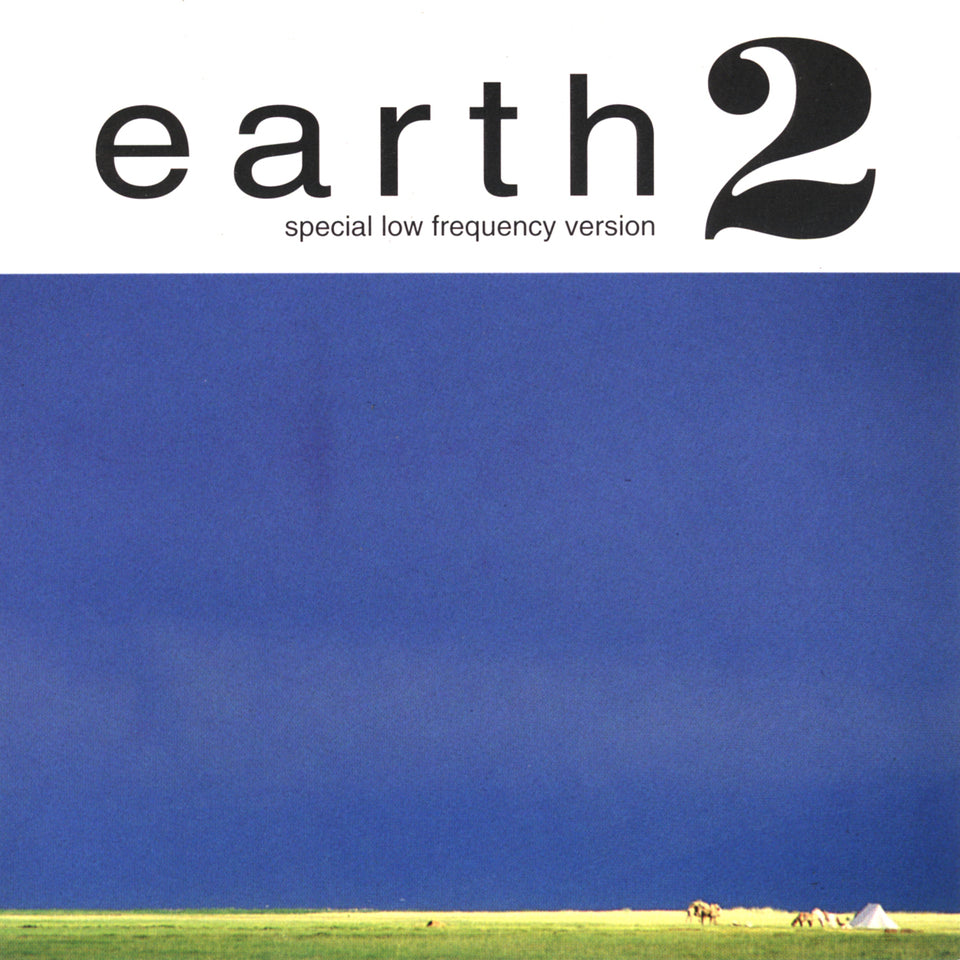 EARTH - Earth 2: Special Low Frequency Version (Vinyle) - Sub Pop