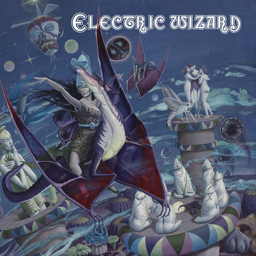 ELECTRIC WIZARD - Electric Wizard (Vinyle) - Rise Above