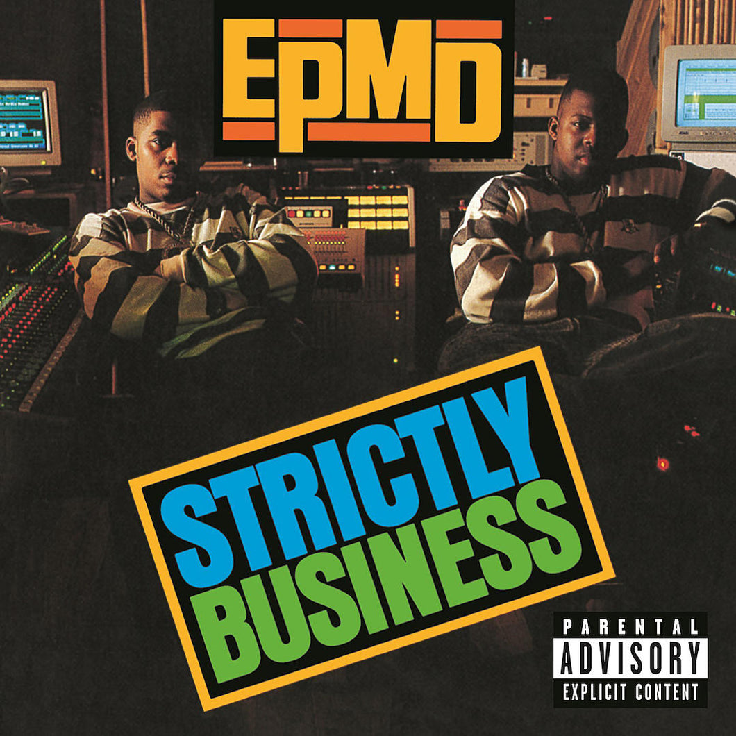 EPMD - Strictly Business (Vinyle) - Fresh