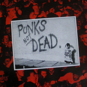 THE EXPLOITED - Punk's Not Dead (Vinyle)