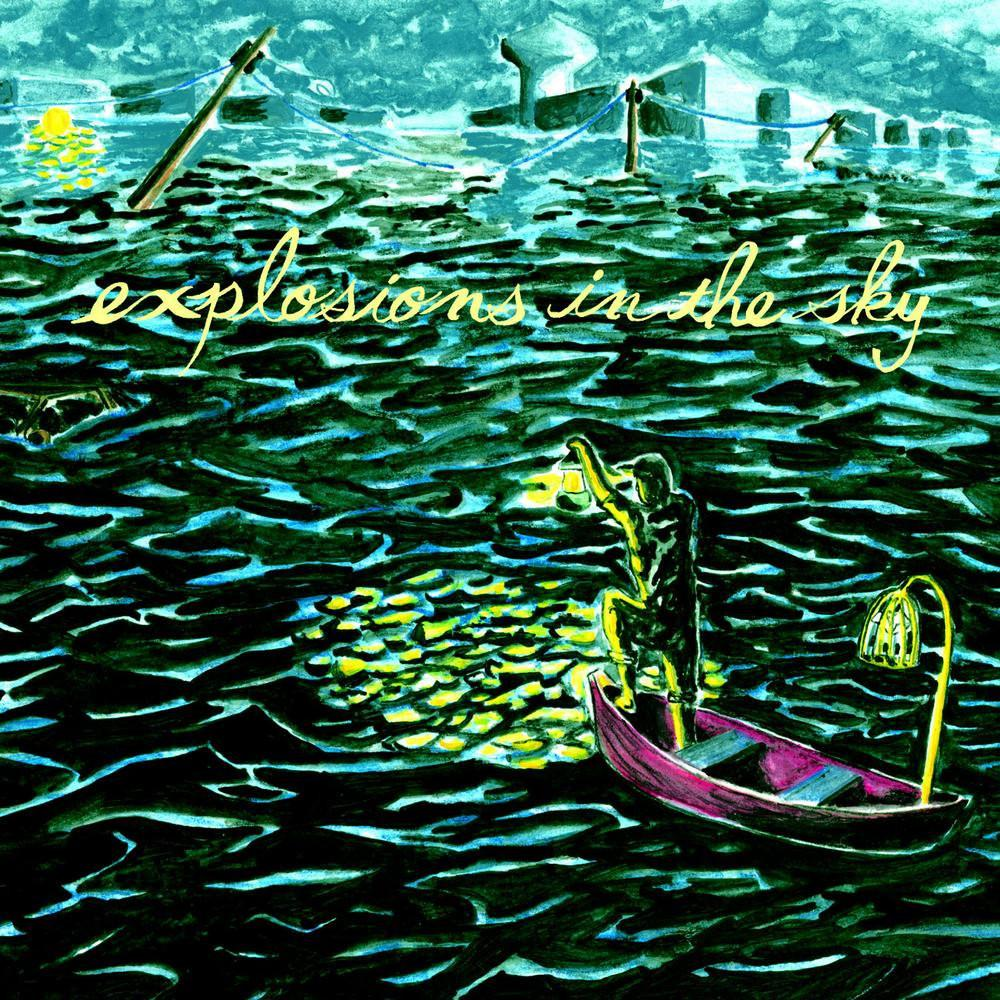 EXPLOSIONS IN THE SKY - All Of A Sudden I Miss Everyone (Vinyle) - Temporary Residence
