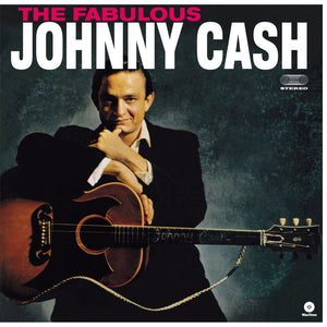 JOHNNY CASH - The Fabulous Johnny Cash (Vinyle) - Wax Time