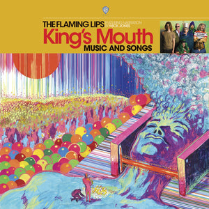 THE FLAMING LIPS - King's Mouth Music And Songs (Vinyle) - Warner Bros.
