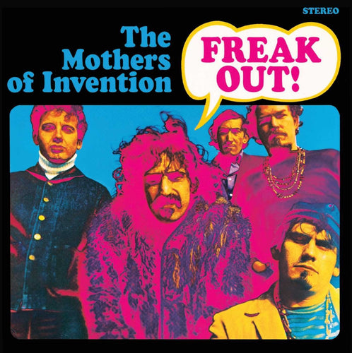 FRANK ZAPPA AND THE MOTHERS OF INVENTION - Freak Out! (Vinyle) - Zappa Records
