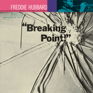 FREDDIE HUBBARD - Breaking Point (Vinyle) - Blue Note
