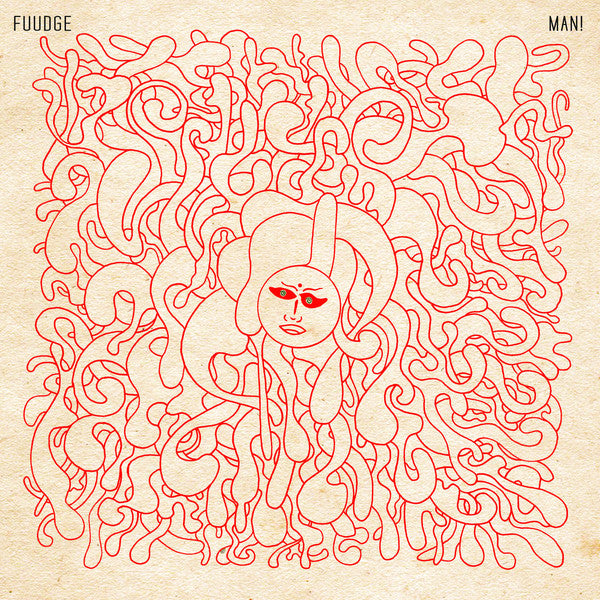 FUUDGE - Man! (Vinyle) - Lazy At Work