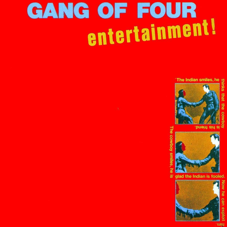 GANG OF FOUR - Entertainment! (Vinyle) - Parlophone
