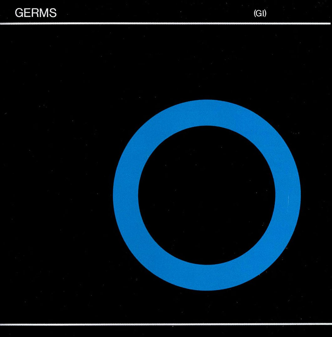 THE GERMS - GI (Vinyle) - Rhino