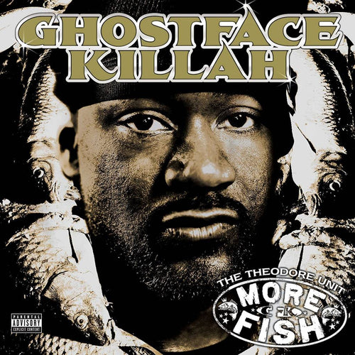 GHOSTFACE KILLAH - More Fish (Vinyle)