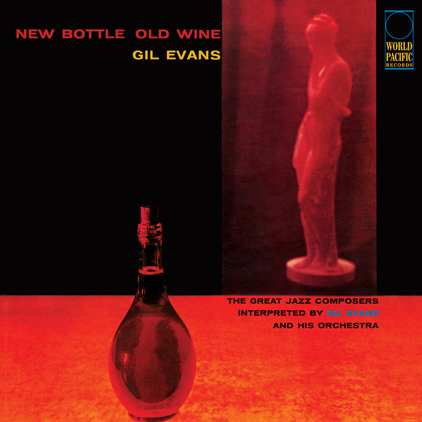 GIL EVANS - New Bottle Old Wine (Vinyle) - Blue Note