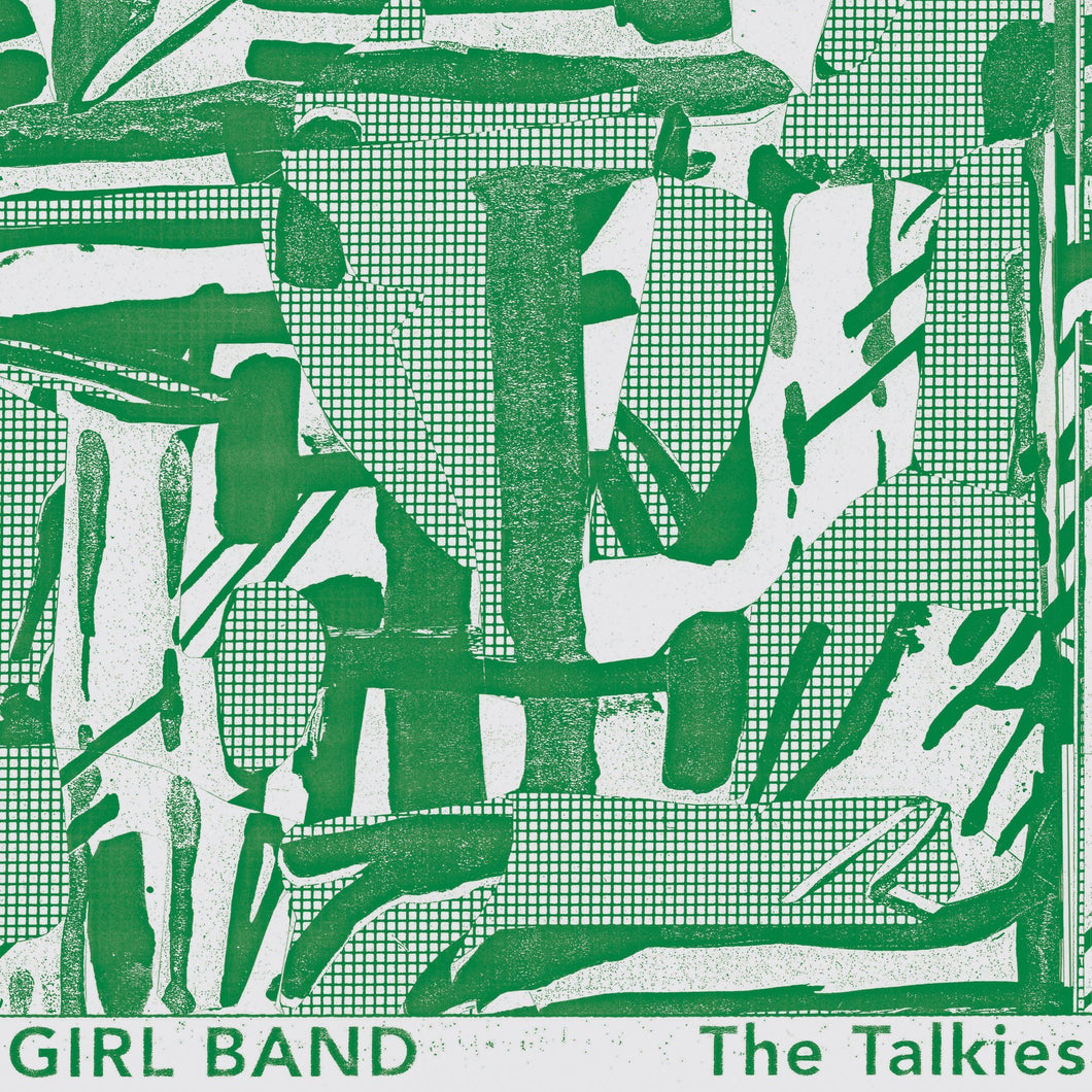 GIRL BAND - The Talkies (Vinyle) - Rough Trade