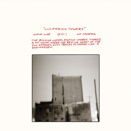 GODSPEED YOU! BLACK EMPEROR - Luciferian Towers (Vinyle) - Constellation