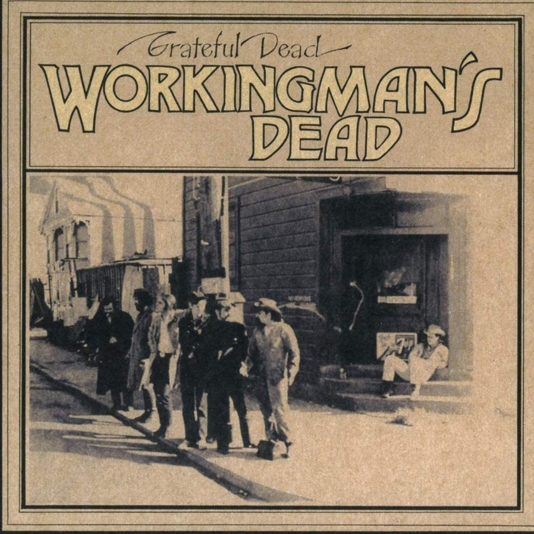 GRATEFUL DEAD - Workingman's Dead : 50th Anniversary Collector Edition (Vinyle)