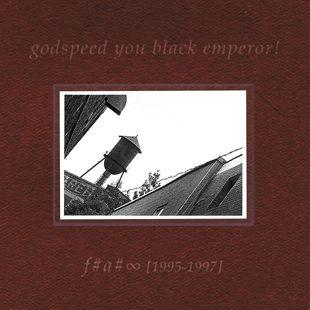 GODSPEED YOU! BLACK EMPEROR -  F♯ A♯ ∞ (Vinyle) - Constellation