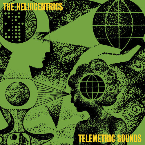 THE HELIOCENTRICS - Telemetric Sounds (Vinyle)