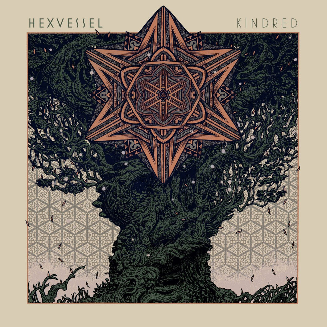 HEXVESSEL - Kindred (Vinyle)