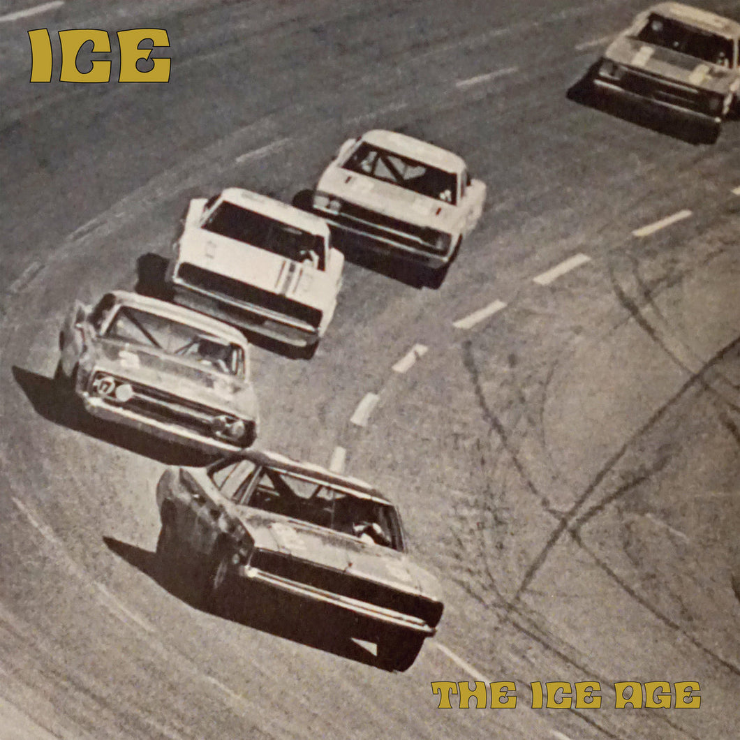 ICE - The Ice Age (Vinyle)