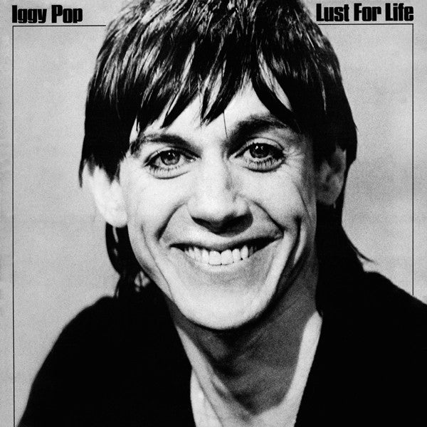 IGGY POP - Lust For Life (Vinyle) - Virgin