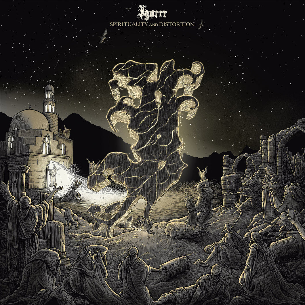 IGORRR - Spirituality And Distortion (Vinyle) - Metal Blade