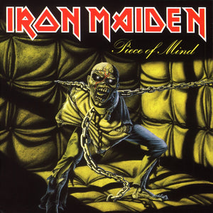 IRON MAIDEN - Piece of Mind (Vinyle) - Parlophone