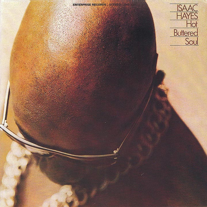 ISAAC HAYES - Hot Buttered Soul (Vinyle) - Craft