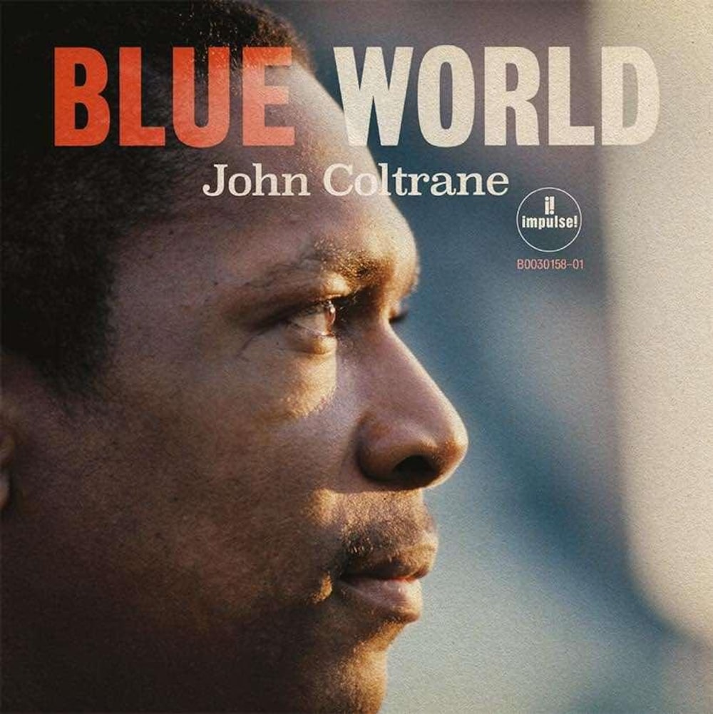 JOHN COLTRANE - Blue World (Vinyle) - Impulse!