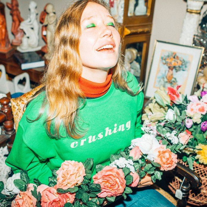 JULIA JACKLIN - Crushing (Vinyle) - Polyvinyl