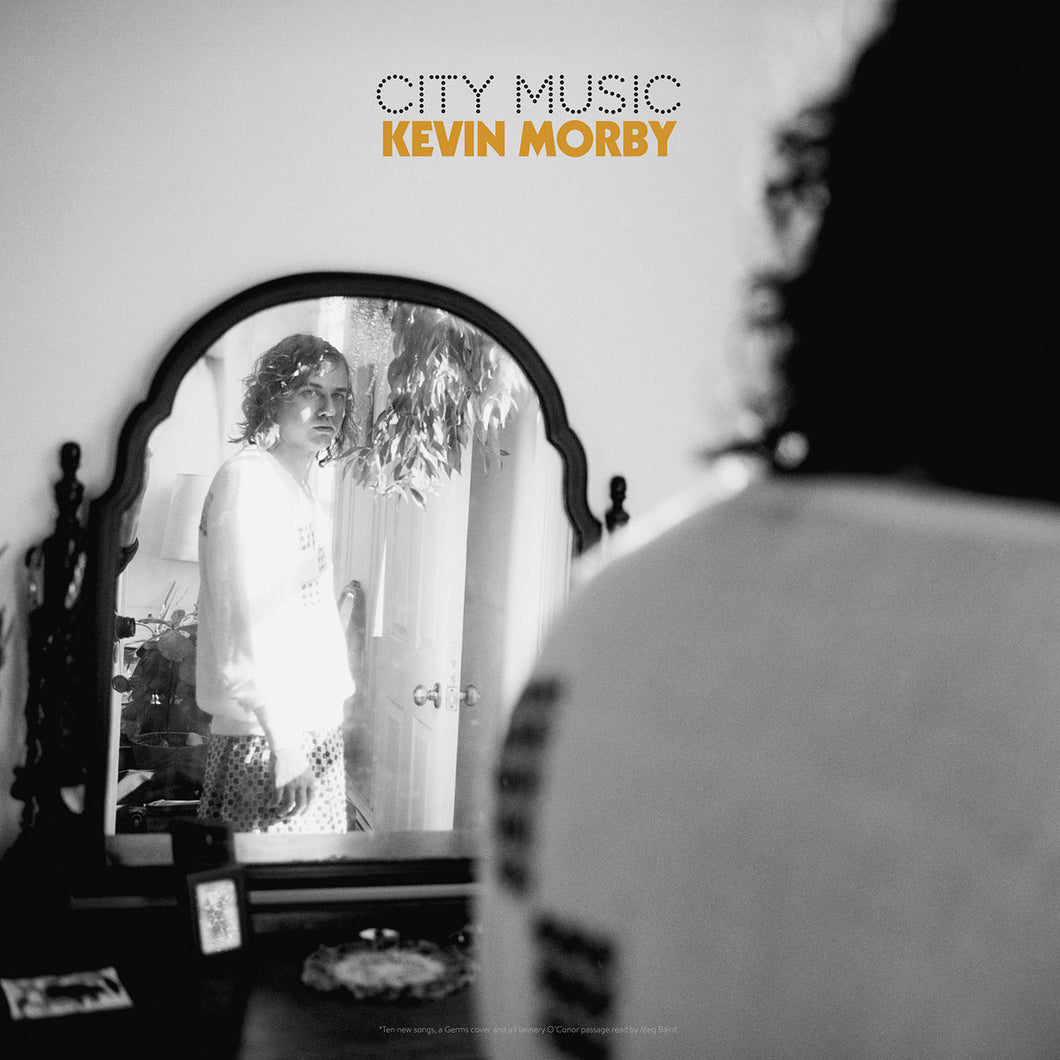 KEVIN MORBY - City Music (Vinyle) - Dead Oceans