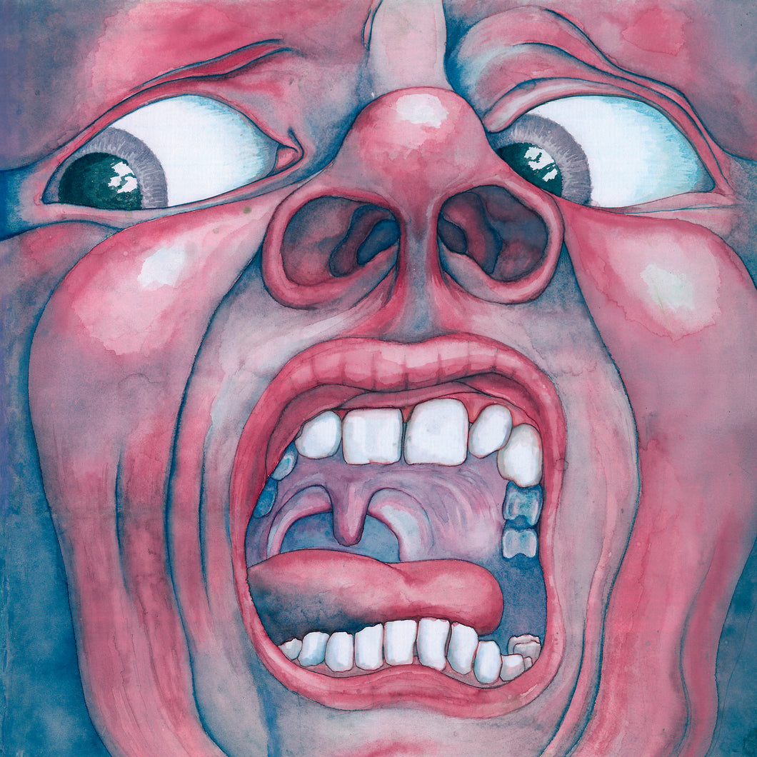 KING CRIMSON - In The Court Of The Crimson King (An Observation By King Crimson) 50th Anniversary (Vinyle) - Panegyric