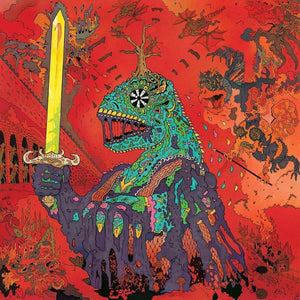 KING GIZZARD AND THE LIZARD WIZARD - 12 Bar Bruise (Vinyle)