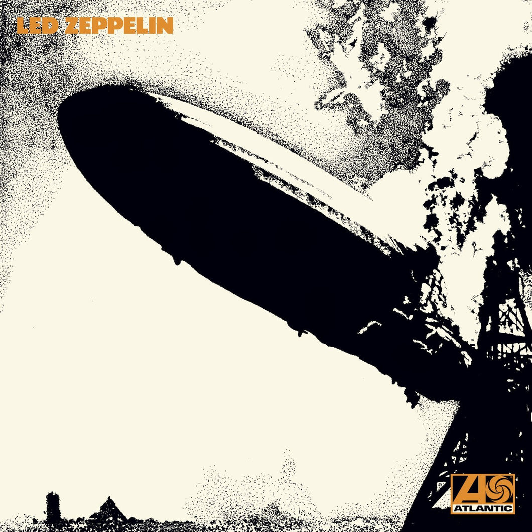 LED ZEPPELIN - I (Vinyle) - Atlantic