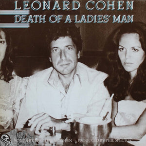 LEONARD COHEN - Death Of A Ladies' Man (Vinyle) - Sony