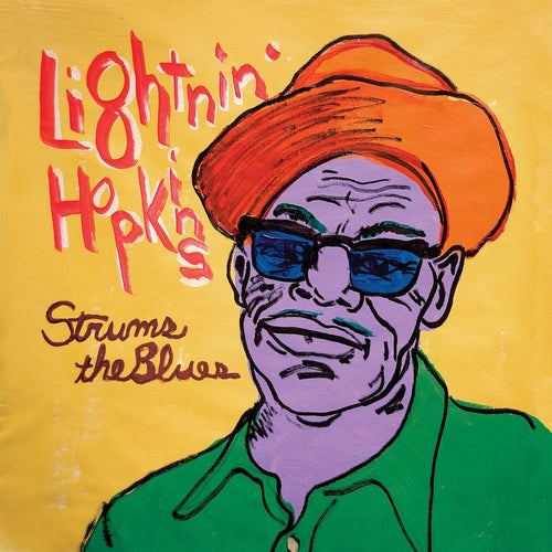 LIGHTNIN' HOPKINS - Strums the Blues (Vinyle)