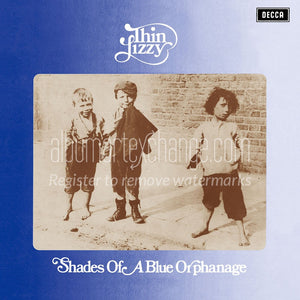 THIN LIZZY -  Shades Of A Blue Orphanage (Vinyle) - Future Days