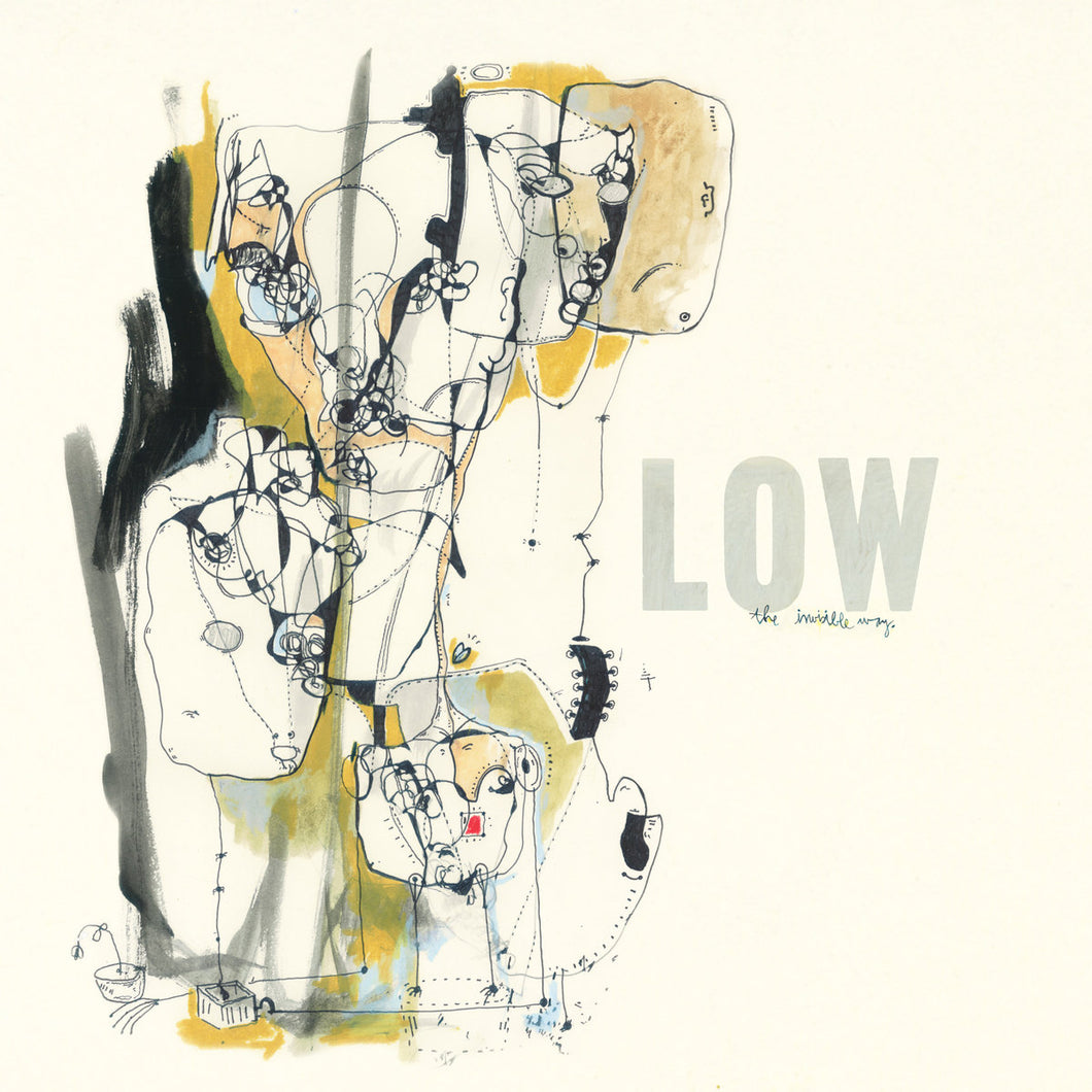 LOW - The Invisible Way (Vinyle) - Sub Pop