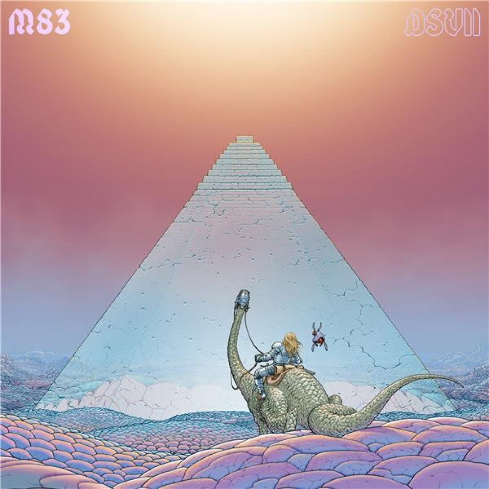 M83 - Digital Shades vol. 2 (Vinyle) - Naïve