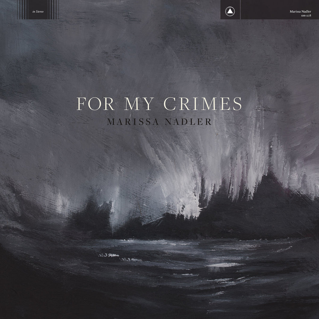 MARISSA NADLER - For My Crimes (Vinyle) - Sacred Bones