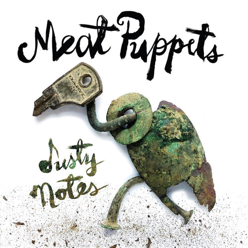 MEAT PUPPETS - Dusty Notes (Vinyle) - Megaforce