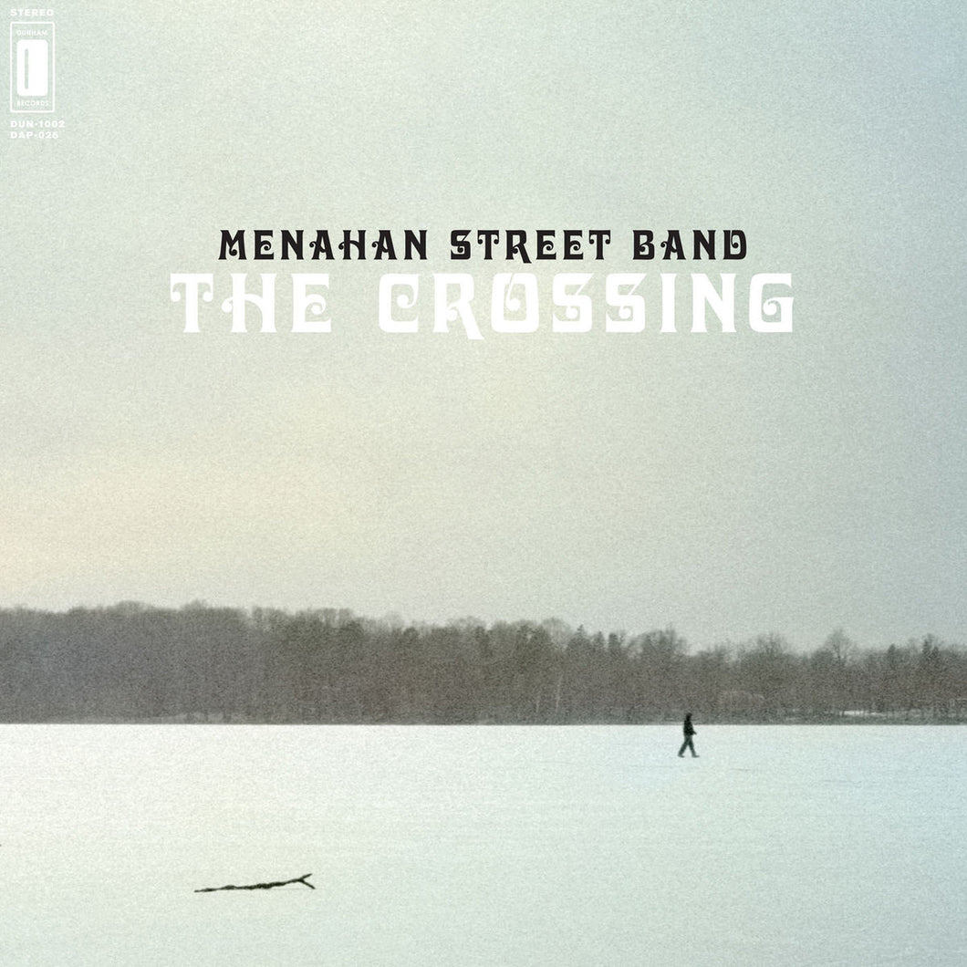 MENAHAN STREET BAND - The Crossing (Vinyle) - Dunham