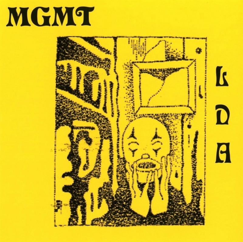 MGMT - Little Dark Age (Vinyle) - Columbia